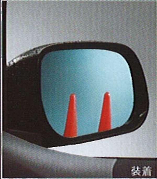 『ラクティス』 純正 NCP100 レインクリアリングブルーミラー パーツ トヨタ純正部品 ractis オプション アクセサリー 用品