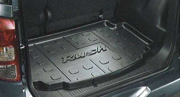 『ラッシュ』 純正 J210 ラゲージトレイ パーツ トヨタ純正部品 rush オプション アクセサリー 用品