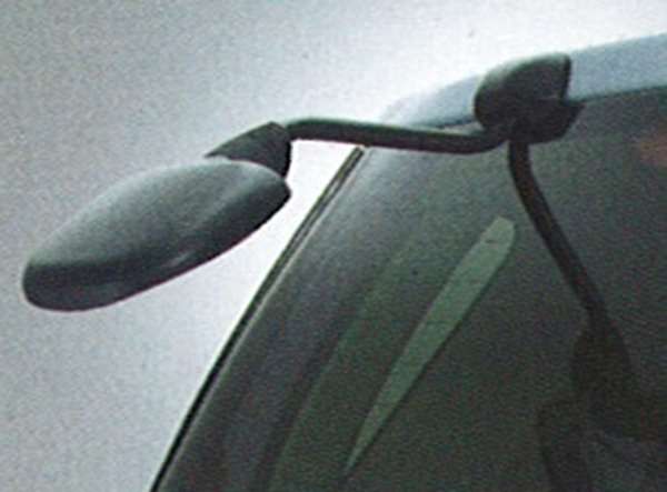 『ラッシュ』 純正 J210 リヤアンダーミラー パーツ トヨタ純正部品 rush オプション アクセサリー 用品