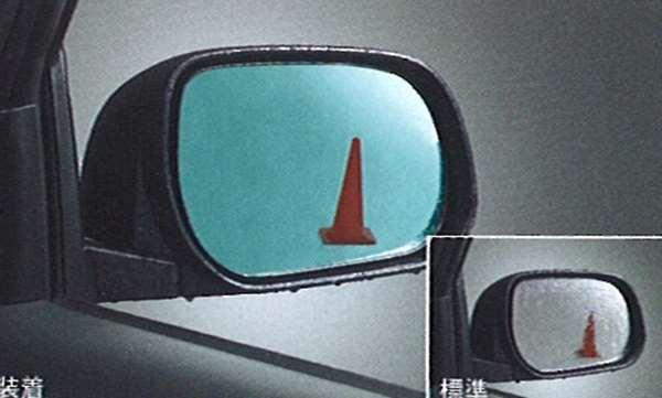 『ラッシュ』 純正 J210 レインクリアリングブルーミラー パーツ トヨタ純正部品 rush オプション アクセサリー 用品