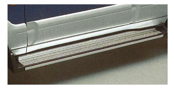 『テリオス』 純正 J131 サイドステップ パーツ ダイハツ純正部品 terios オプション アクセサリー 用品