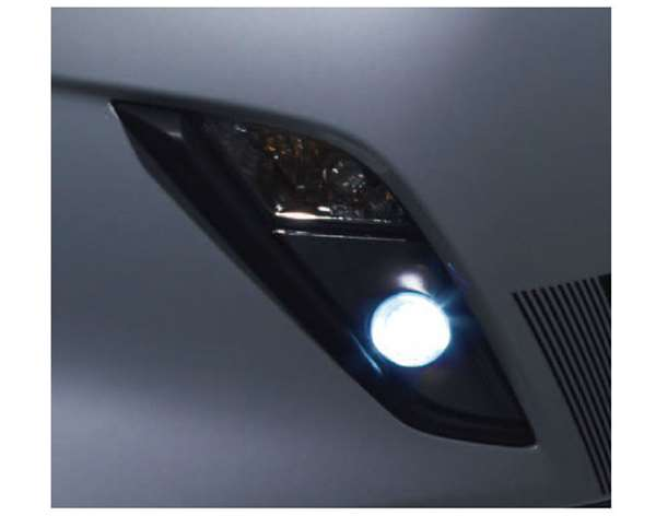 LEDフォグランプ 本体のみ *リレー、フォグランプスイッチは別売 CX-3 DK5FW DK5AW