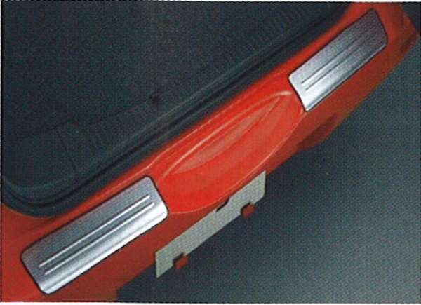 リヤバンパーステップガード ビーゴ J200
