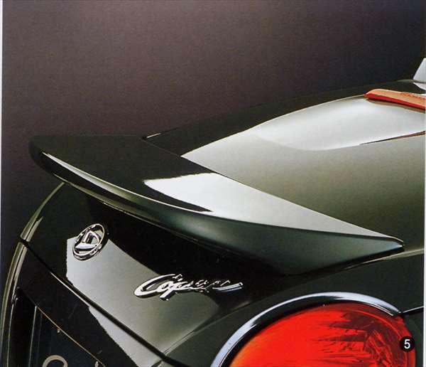 『コペン』 純正 L880 リヤスポイラー パーツ ダイハツ純正部品 copen オプション アクセサリー 用品