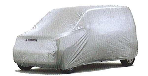 ボディカバー ekワゴン H81
