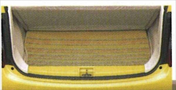 カラフルラゲージカーペットマット(ウォームカラー) エッセ L235