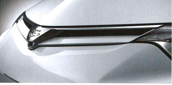 カラードグリル G/X用 HDDナビ有り 08423-28320-A0 エスティマ ACR50