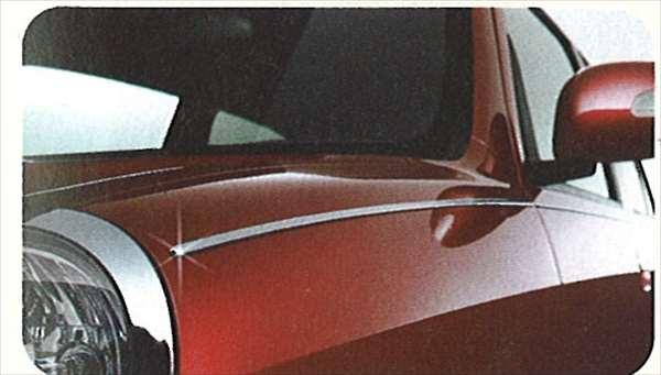 『ジーノ』 純正 L650 サイドピンモール パーツ ダイハツ純正部品 miragino オプション アクセサリー 用品