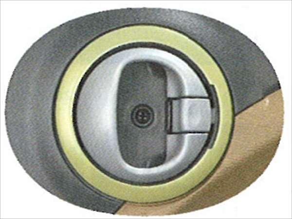 インナーハンドルベゼルパッチ 99907720M2815 ムーヴラテ L550