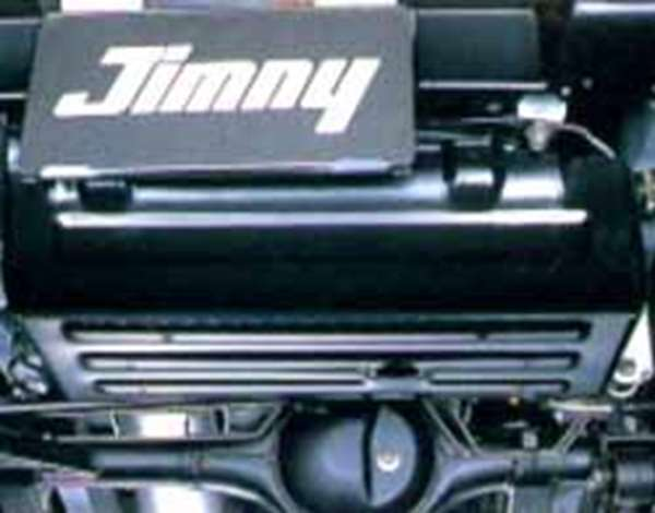フューエルタンクカバー ジムニー JA22