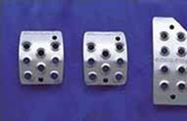 『kai』 純正 HN22S アルミペダルセット(MT車用) パーツ スズキ純正部品 アクセルペダル ブレーキペダル ケイ オプション アクセサリー 用品