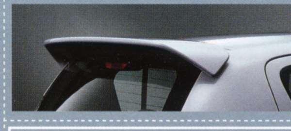 『パッソ』 純正 KGC10 リヤスポイラー パーツ トヨタ純正部品 passo オプション アクセサリー 用品