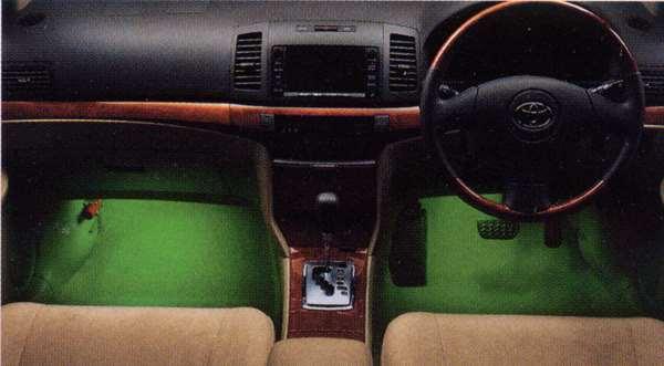 フットランプ・運転席+助手席 プレミオ AZT240