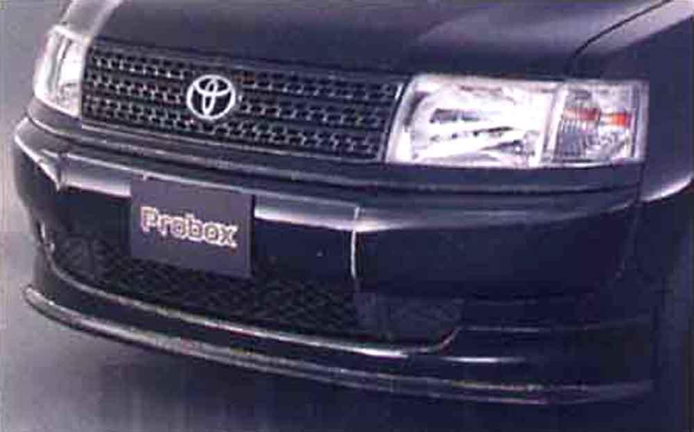 『プロボックス』 純正 NCP50 フロントスポイラー パーツ トヨタ純正部品 probox オプション アクセサリー 用品