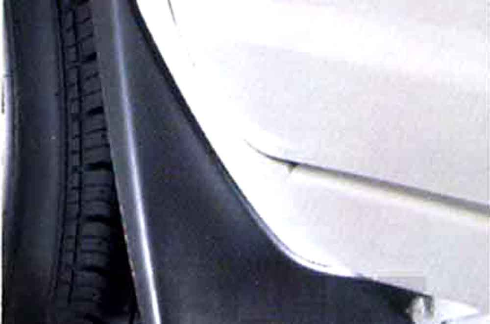 『プロボックス』 純正 NCP50 マッドガード1台分セット パーツ トヨタ純正部品 probox オプション アクセサリー 用品