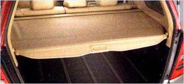 『フォレスター』 純正 SG5 XT/X20 L .L .Bean EDITION専用 トノカバー(ベージュ) パーツ スバル純正部品 荷室 トランク Forester オプション アクセサリー 用品