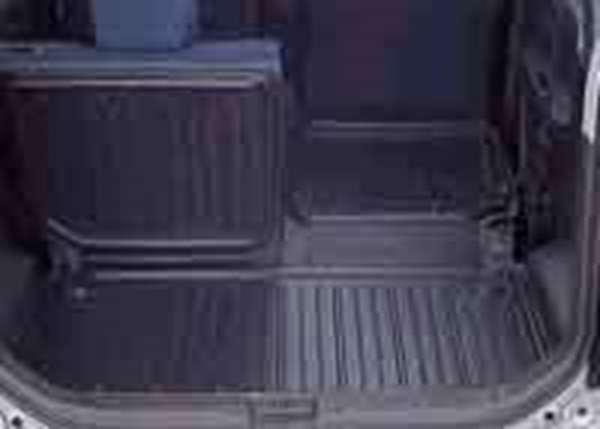 『ワゴンR』 純正 MH21 ラゲッジトレー(シート背裏あり) パーツ スズキ純正部品 wagonr オプション アクセサリー 用品