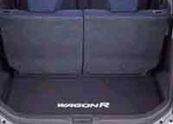 『ワゴンR』 純正 MH21 ラゲッジソフトトレー パーツ スズキ純正部品 wagonr オプション アクセサリー 用品