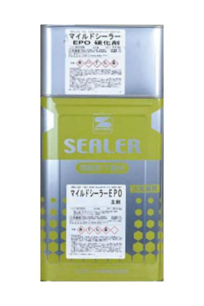 【送料無料】マイルドシーラーEPO(ホワイト)二液型弱溶剤形エポキシシーラー:14kst<エスケー化研>