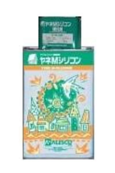 【送料無料】カンペ ヤネMシリコン(標準16色:艶有):15kgセット<関西ペイント>ターペン希釈形二液アクリルシリコン樹脂塗料