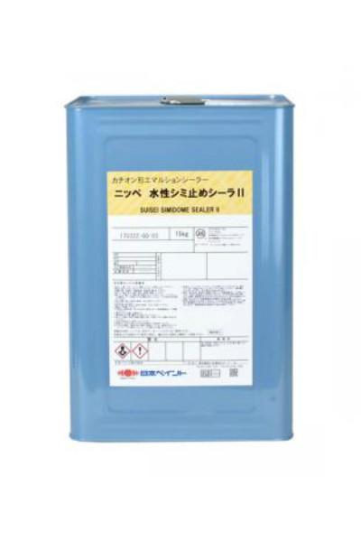 【送料無料】水性シミ止めシーラー2各内壁の下塗り材(ヤニ・シミ止め):15kg