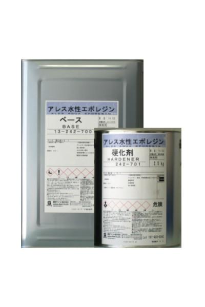 【送料無料】アレス水性エポレジン(白/ホワイト)15kgセット<関西ペイント>オールマイティー水性エポキシプライマー