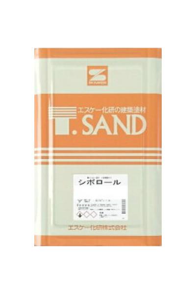 【送料無料】シポロール(日塗工淡彩色)20kg<エスケー化研>アクリルローラーリシン