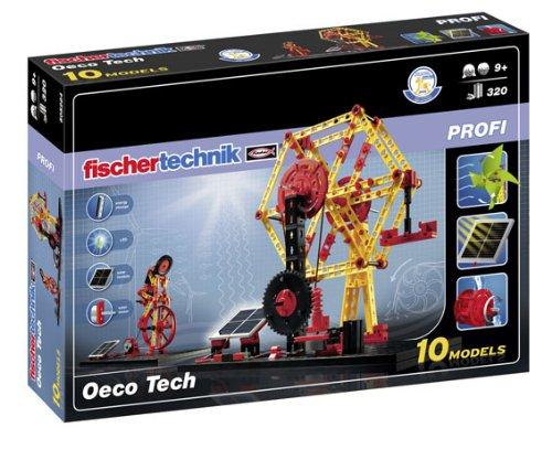 fischertechnik PROFI エコ技術学習キット(Profi Oeco Tech)