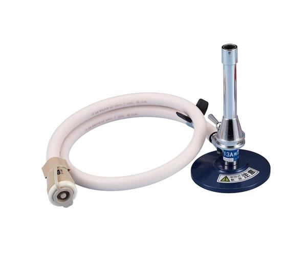 ガスバーナー カチット付 K-NBK-B 天然ガス(亜鉛ダイカスト製ベース)