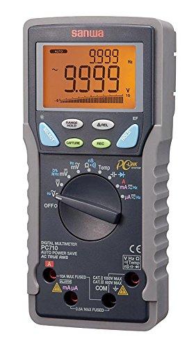 デジタルマルチメーター PC710