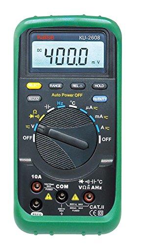 デジタルマルチメーターKU-2608