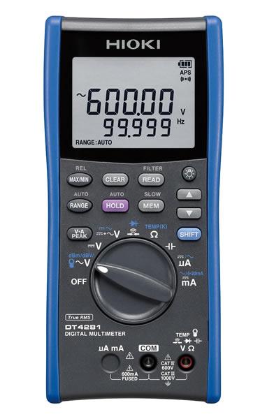 デジタルマルチメーター DT4281