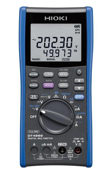 デジタルマルチメーター DT4282