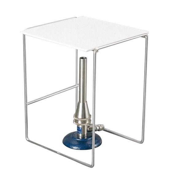 熱伝導が均一 セラミック製加熱スタンドCS 安値 ご予約品 セラミック板付