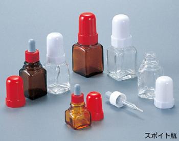 45×45×115mm スポイト瓶 S-60B 60mL 12本 茶 驚きの値段 高品質新品