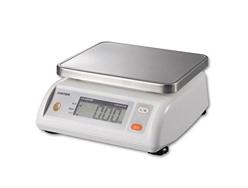 デジタル自動上皿はかり CS-1000WP