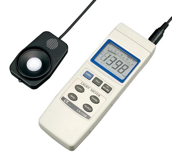 デジタル照度計  LX-1108