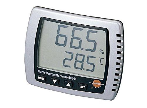 デジタル温湿度計  T-608-H1