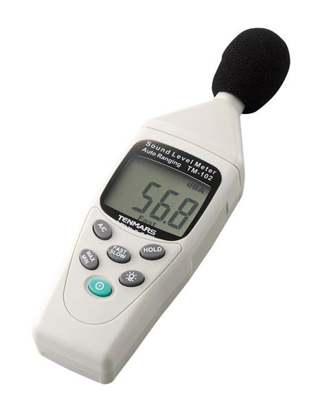 デジタル騒音計 TM-102