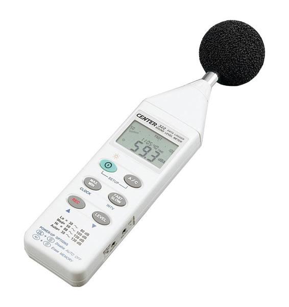 デジタル騒音計 322