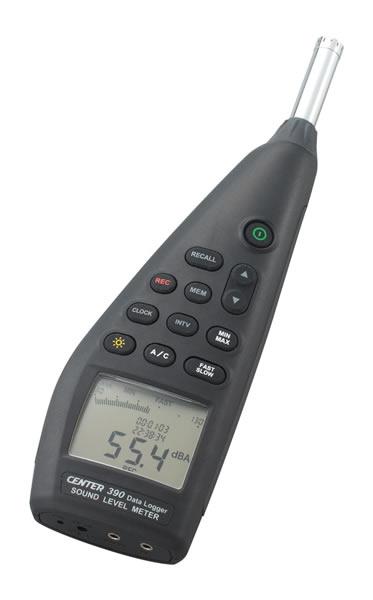 デジタル騒音計 390