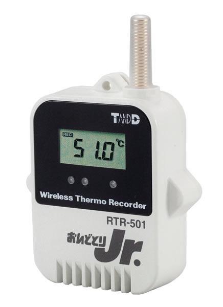 全店販売中 測定項目:温度 電池寿命:約10ヶ月 RTR-501 ワイヤレスデータロガー 超激安特価
