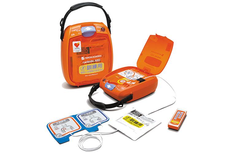 AED トレーニングユニット TRN-3100 日本光電 AED AED-3100【訓練用】【訓練用 日本光電】, カーテンインテリア MOIS:28bf8821 --- sunward.msk.ru