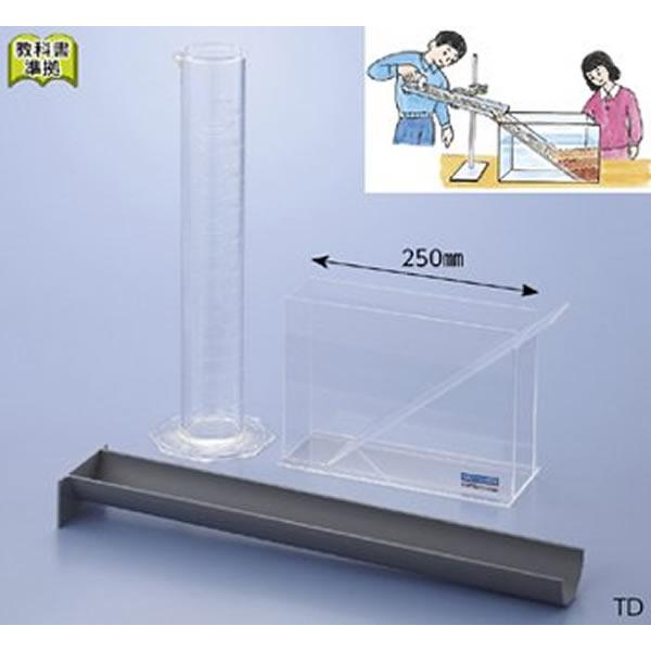地層のでき方実験器 TD
