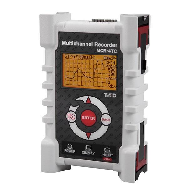 温度データロガー MCR-4TC