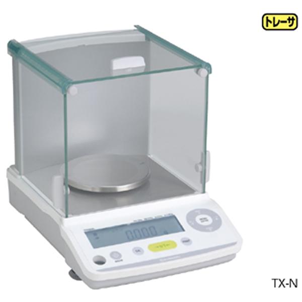電子てんびん TX423N ユニブロックR 最大秤量420g 206×291×241mm(風防付)