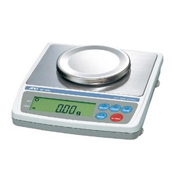電子てんびん EK-300i RS-232C バックライト 最大秤量300g 190×218×55mm