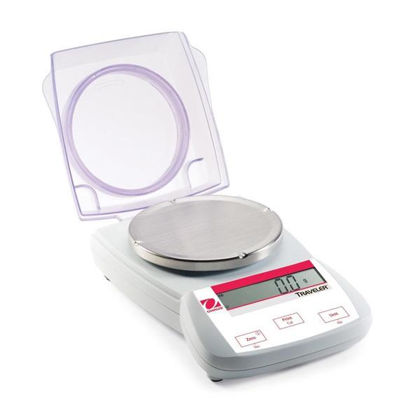 電子てんびん TA-1501JP 着脱式開閉計量皿カバー 2電源方式 最大秤量1500g 147×226×74mm
