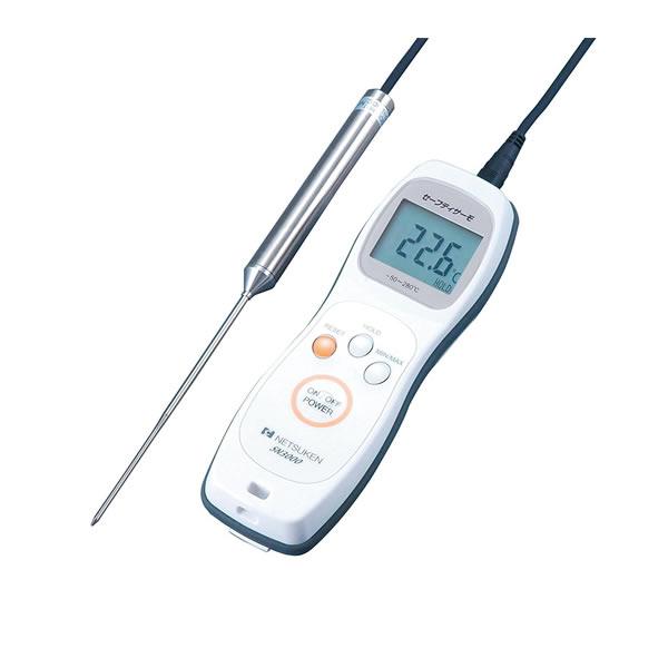 防水型デジタル温度計 SN3000 -50~280℃ 54×40×172mm 約150g 食品用標準センサ付き