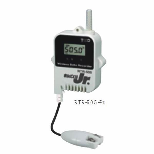 おんどとりJr.ワイヤレスRTR-505-PtL